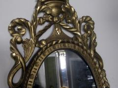 19th Century George III Carved Giltwood Mirror - 841281