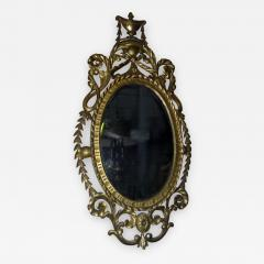 19th Century George III Carved Giltwood Mirror - 842591