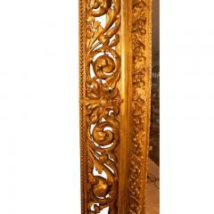 19th Century Italian Gilt Wood Mirror - 1842803