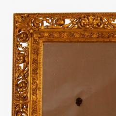 19th Century Italian Gilt Wood Mirror - 1842805