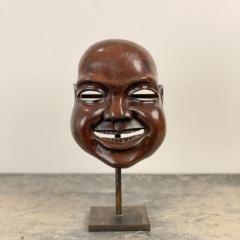 19th Century Japanese Noh Mask - 1786846