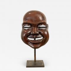 19th Century Japanese Noh Mask - 1788588