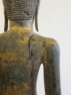 19th Century Lao Buddha Statue - 1436749