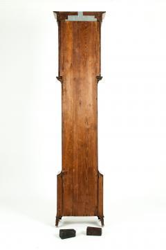 19th Century Mahogany Wood Long Case Clock - 1170336