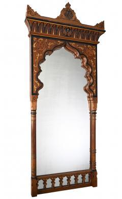 19th Century Moorish Mirror from Yves Saint Laurent s Datcha - 1271856