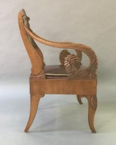 19th Century Neoclassical Russian Arm Chair - 622770