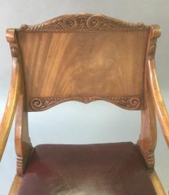 19th Century Neoclassical Russian Arm Chair - 622771