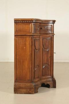 19th Century Northern Italian Walnut Credenza - 480781