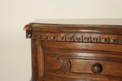 19th Century Northern Italian Walnut Credenza - 480791
