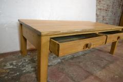 19th Century Pine Coffee Table - 1132721