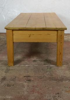 19th Century Pine Coffee Table - 1132722