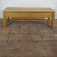 19th Century Pine Coffee Table - 1132723