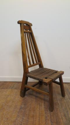 19th Century Primitive Chair - 850627