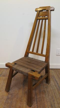 19th Century Primitive Chair - 850632