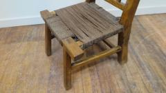 19th Century Primitive Chair - 850643