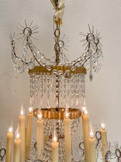 19th Century Russian Crystal Chandelier - 1372598
