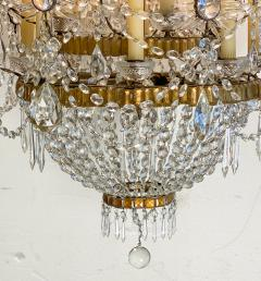 19th Century Russian Crystal Chandelier - 1372601