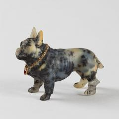 19th Century Sculpture of a French Bulldog - 906128