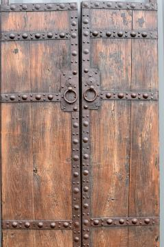 19th Century Solid Wood Chinese Doors - 404869 & 19th Century Solid Wood Chinese Doors
