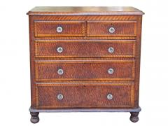19th Century Sponge Painted Chest - 824549