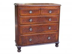 19th Century Sponge Painted Chest - 824550