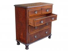 19th Century Sponge Painted Chest - 824551