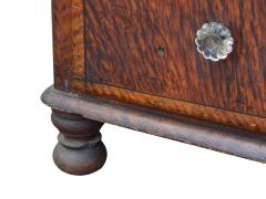 19th Century Sponge Painted Chest - 824554