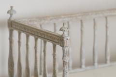 19th Century Swedish Gustavian Period Sofa Bench - 1026751