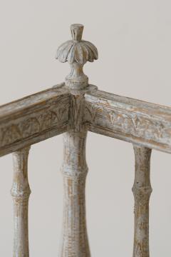 19th Century Swedish Gustavian Period Sofa Bench - 1026754