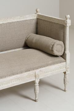 19th Century Swedish Gustavian Period Sofa Bench - 1026763