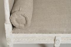 19th Century Swedish Gustavian Period Sofa Bench - 1026765
