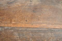 19th Century Swiss Oakwood Farm Table - 1194413