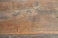 19th Century Swiss Oakwood Farm Table - 1194422