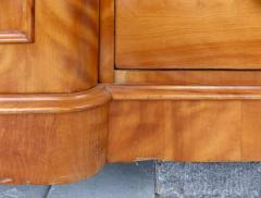 19th Century Tall Maple Biedermeier Dresser - 1122035
