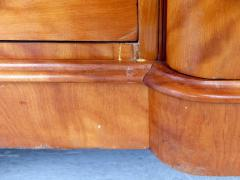 19th Century Tall Maple Biedermeier Dresser - 1122036