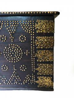 19th Century Teak Brass Studded Zanzibar Chest - 1040851