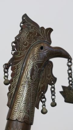 19th Century Tribal Metal Sculpture SariManok  - 470172