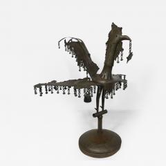 19th Century Tribal Metal Sculpture SariManok  - 475544