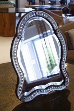 19th Century Venetian Wall Table Top Mirror - 1583263