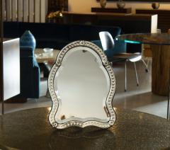 19th Century Venetian Wall Table Top Mirror - 1583266