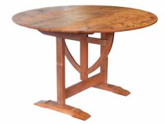 19th c French Wine Tasting Table - 1893233