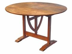 19th c French Wine Tasting Table - 1893235