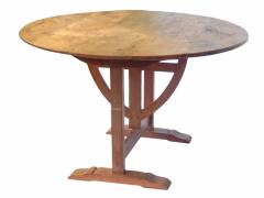 19th c French Wine Tasting Table - 1893236