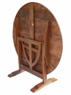 19th c French Wine Tasting Table - 1893238