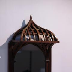 19th century French Architectural Model mounted on Mirror - 1644990