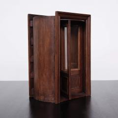 19th century French Architectural Model of Revolving Doors - 1687641