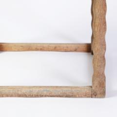 19th century Swedish Oak Side Table - 1635982