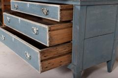 19thC Dutch Painted Housekeepers Cupboard - 2136403