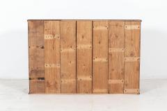 19thC English Mahogany Apothecary Cabinet - 2136416