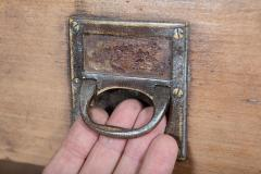 19thC Large Bank of English Workshop Drawers - 2136432